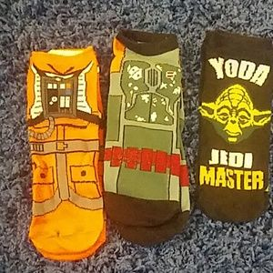 Star Wars socks (3)